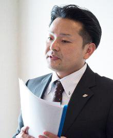 代表取締役今泉政直写真
