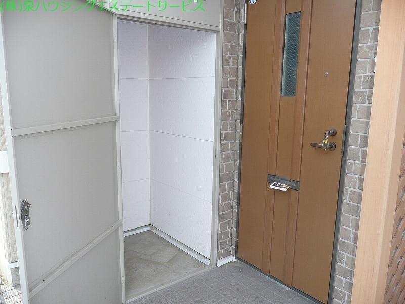 マウントリヴァ2003 Ⅰ 1階の物件の内観