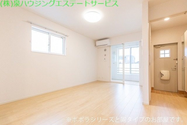 深芝アパート 1階の物件の内観