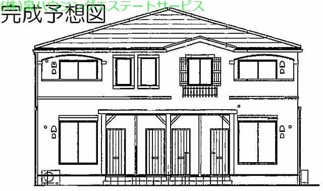 深芝アパート 2LDK(1-025859801-02020)