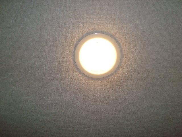 人感センサー付ライト