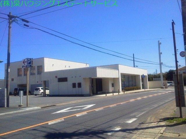 常陽銀行波崎支店