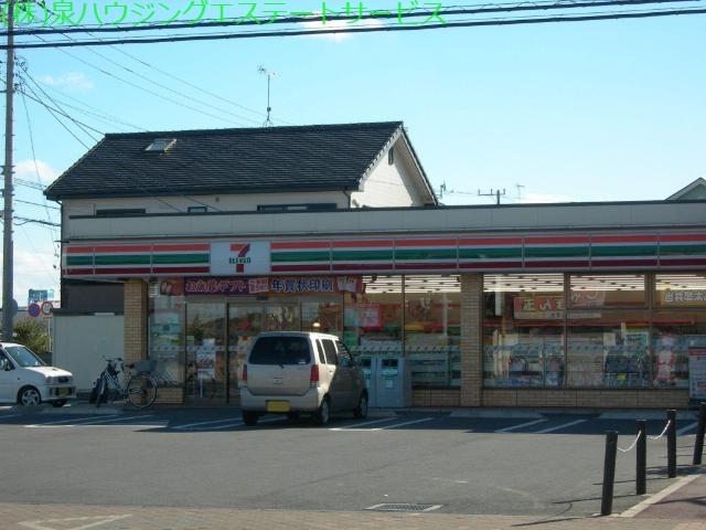 セブンイレブン茨城神栖知手店