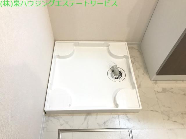 洗濯機置場(イメージ)