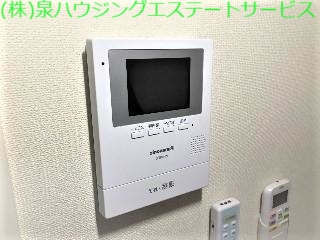 カメラ付インターホン(イメージ)