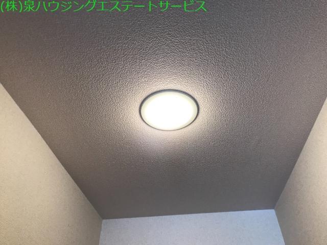 人感センサー付きライト