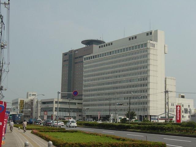 セントラルホテル(複合商業施設)