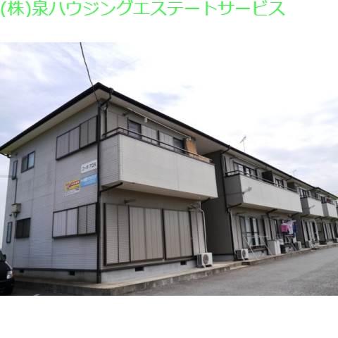 コーポ・アユミ 外観画像