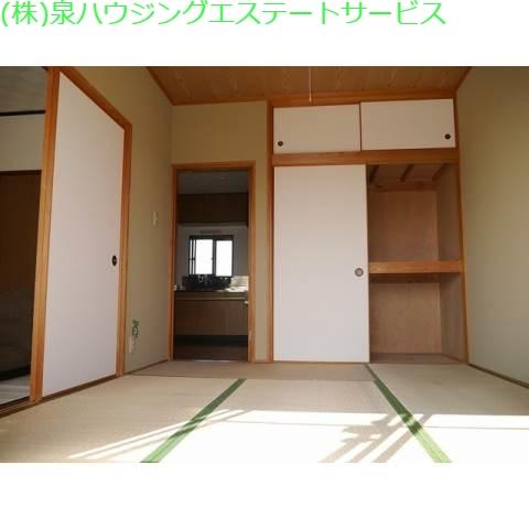 コーポ・アユミ 1階の物件の内観