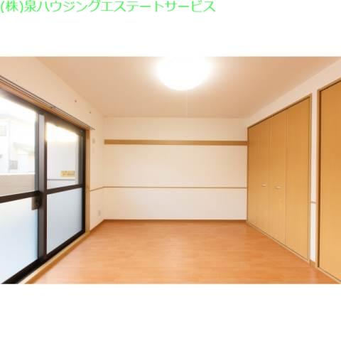 シティコートⅠ 2階の物件の内観