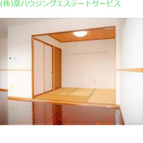 テラーサ・希 2階の物件の内観