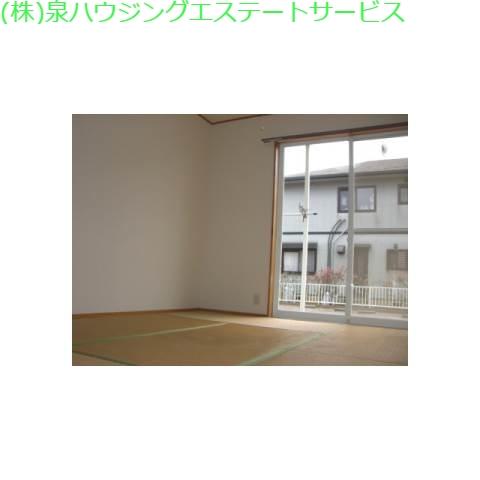 ドエル・ニシノB棟 2階の物件の内観