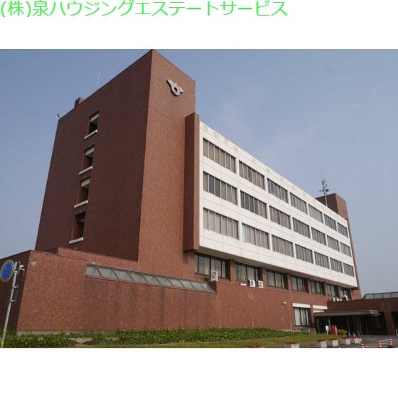 神栖市役所