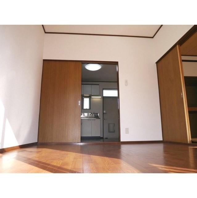 ヤングハウスD棟 2階の物件の内観