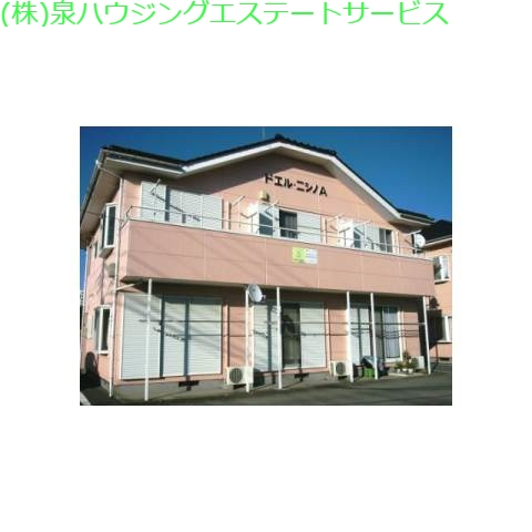 ドエル・ニシノA棟 1K(3484436)