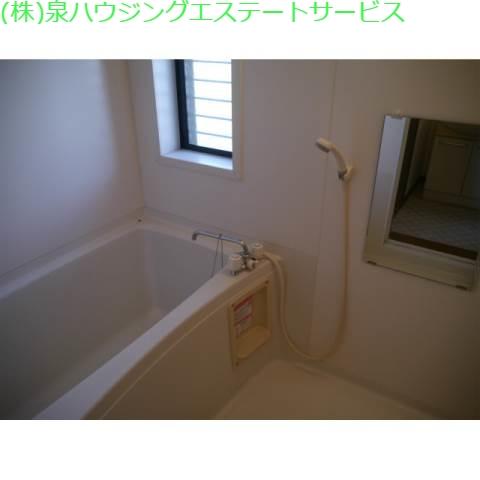浴室・換気窓付