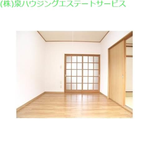 弐番館・飛龍A棟 2階の物件の内観