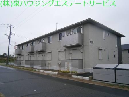 サンライズYAMATO B 外観画像